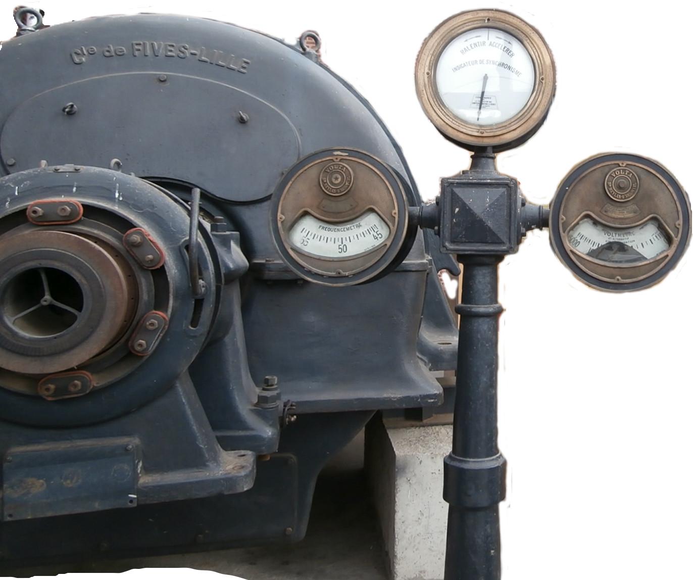 Synchronoscope ancien