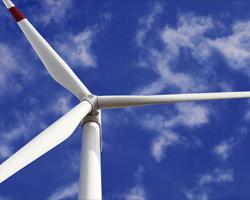 éolienne pour production d'énergie électrique