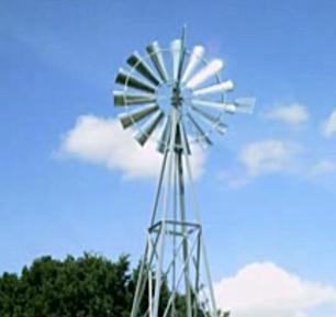 éolienne pour pompage